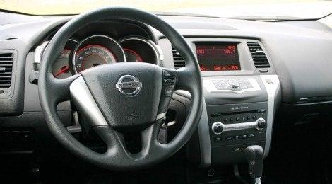 2009 Nissan Murano interior