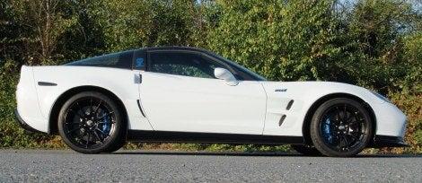 Geiger GTS Corvette ZR1 side