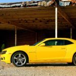 2010 Chevy Camaro 1LT Review 19