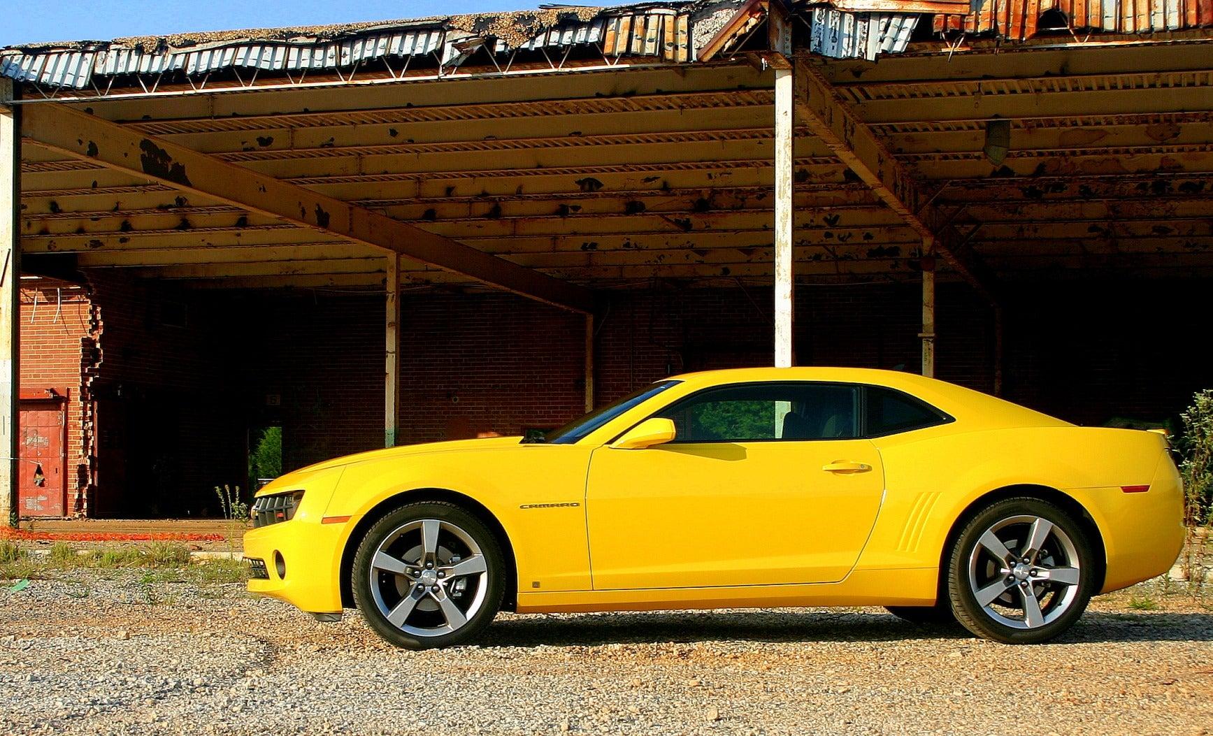2010 Chevy Camaro 10