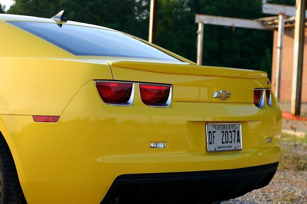 2010 Chevy Camaro 20