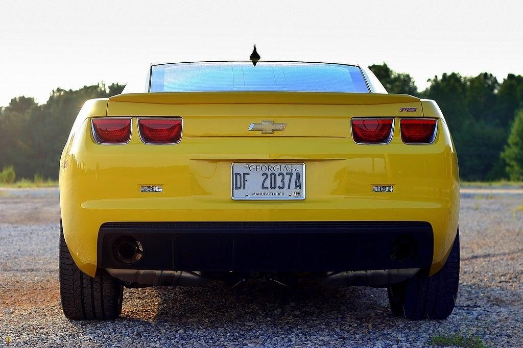 2010 Chevy Camaro 21