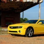 2010 Chevy Camaro 1LT Review 17