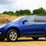 2010 Chevy Equinox 2