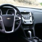 2010 Chevy Equinox interior