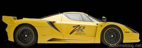 edo Ferrari XX Evolution side