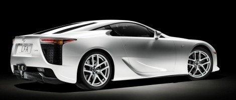 Lexus LFA RQ