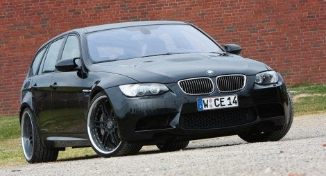 Manhart BMW M3 E91