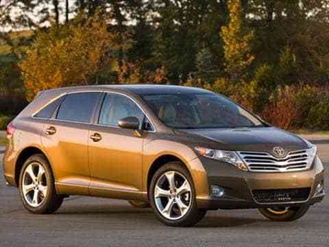 Toyota Venza Alloy Wheels & Performance