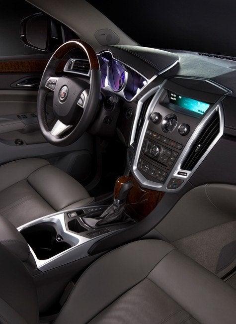 First Drive: 2010 Cadillac SRX