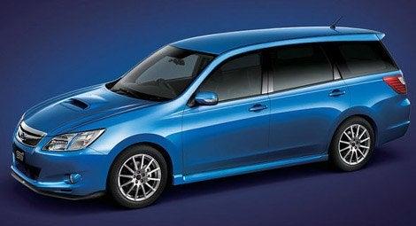 Subaru Exiga 20GT STI