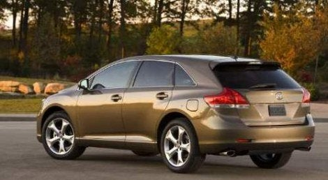 Toyota Venza Review Car And Driver