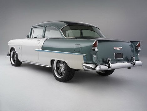 1955 Chevrolet LS3 V8 rear