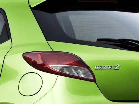 2011 Mazda2 teaser