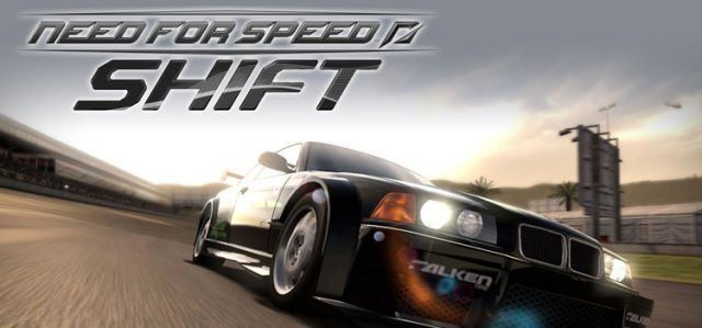 Need for Speed Shift cover
