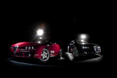 Prodrives Limited Edition Alfa Romeo Brera S 32
