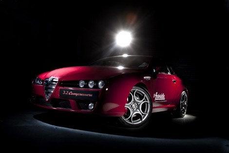 Prodrive Alfa Romeo Autodelta Brera
