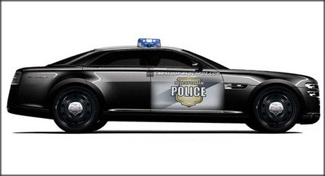 ford interceptor car 0