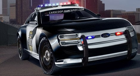 ford interceptor chop 2