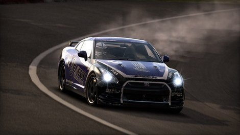 NFS: Shift - Nissan GT-R