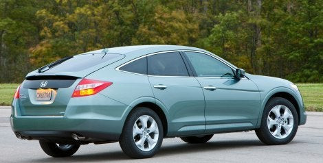 2010 Honda Accord Crosstour rear