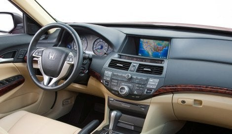 Honda Crosstour Review Car And Driver