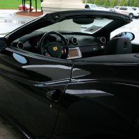 2010 Ferrari California side