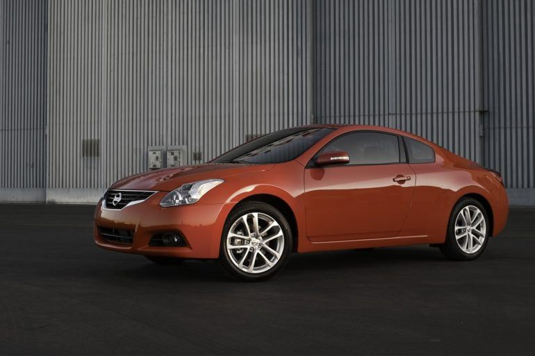 2010 Nissan Altima Coupe f34