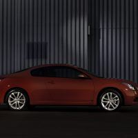 2010 Nissan Altima Coupe side