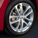 2010 Nissan Altima Coupe wheel