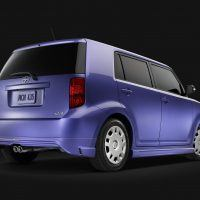 2010 Scion xB Release Series 7 rear