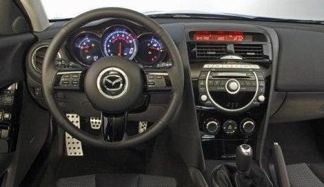 2010 Mazda RX-8 R3 interior