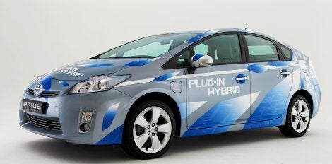 2010 Toyota Prius Plugin