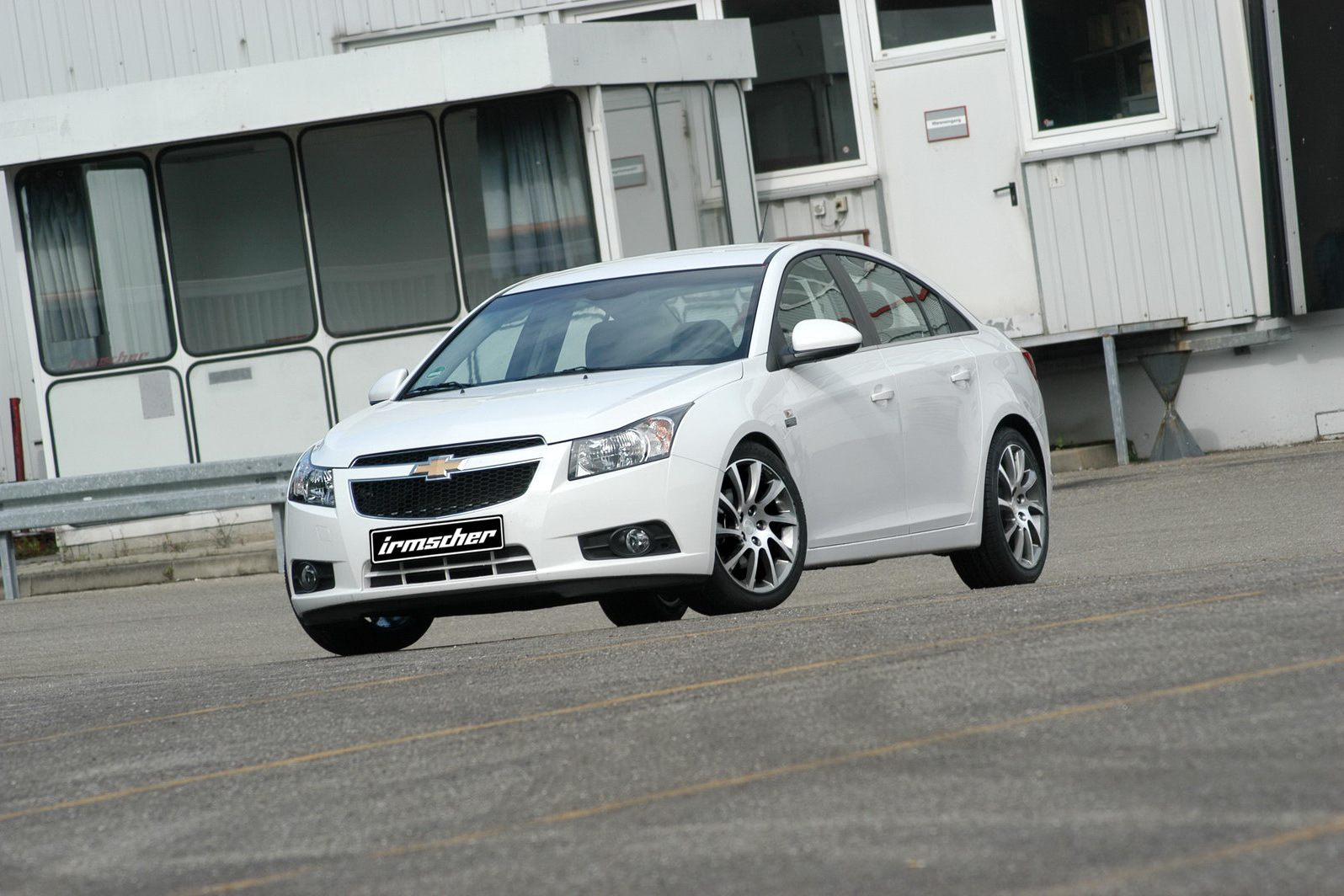 Chevy Cruze Irmscher