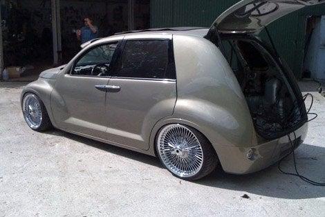 Kia Of Dayton >> The Chrysler Groozer: The Old School Cool PT Cruiser