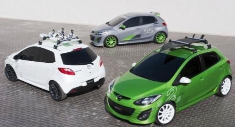 Mazda2 Concepts