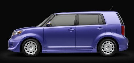 2010 Scion xB Release Series 7.0 side