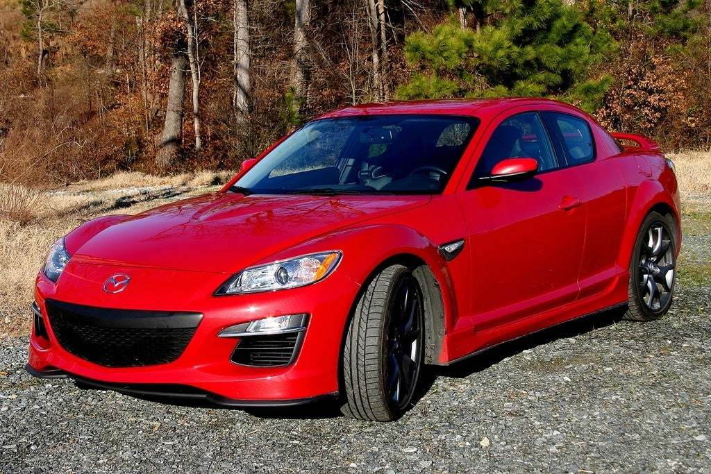 2010 Mazda RX 8 R3 1