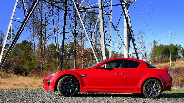 2010 Mazda RX-8 R3 Review