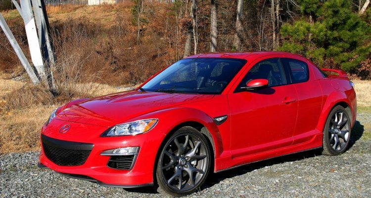 Mazda S Sports Car