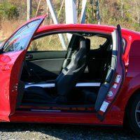 2010 Mazda RX-8 R3 open