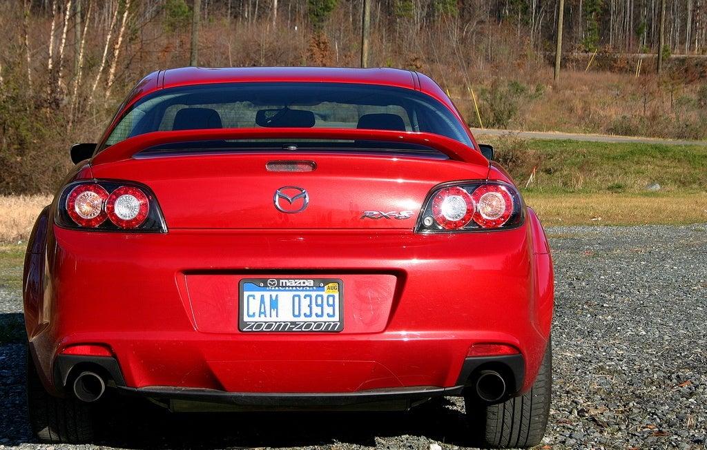 2010 Mazda RX 8 R3 8