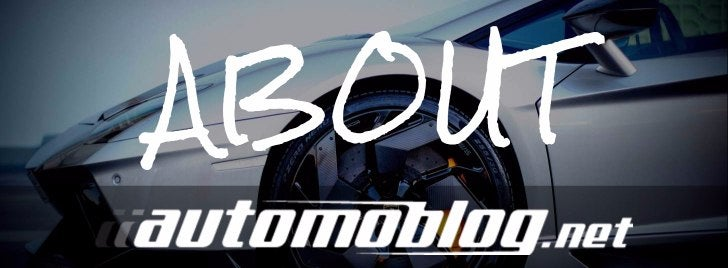 About Automoblog net - Meet the Team