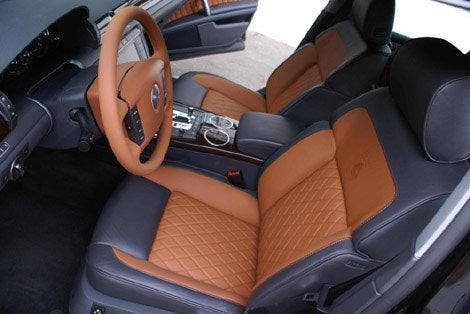 Hofele-Design Mythos Royal front seats
