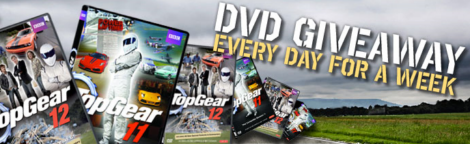 Top Gear DVD Giveaway