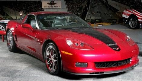 Limited Edition 2008 Corvette