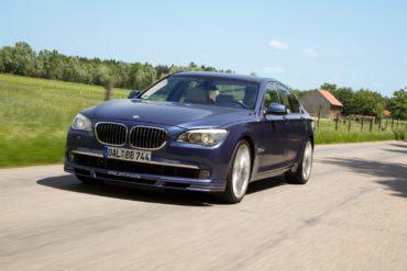 2010 BMW ALPINA B7 Sedan
