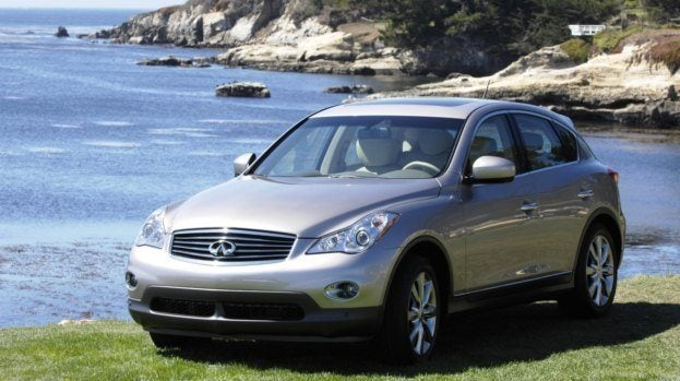 2010 infiniti ex35 review driving for dummies. Black Bedroom Furniture Sets. Home Design Ideas