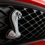 2011 Ford GT500 badge