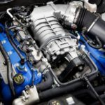 2011 Ford GT500 engine